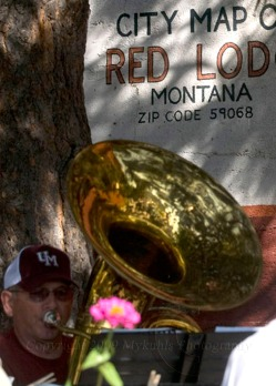 bass and map of red lodge ii copyrighted